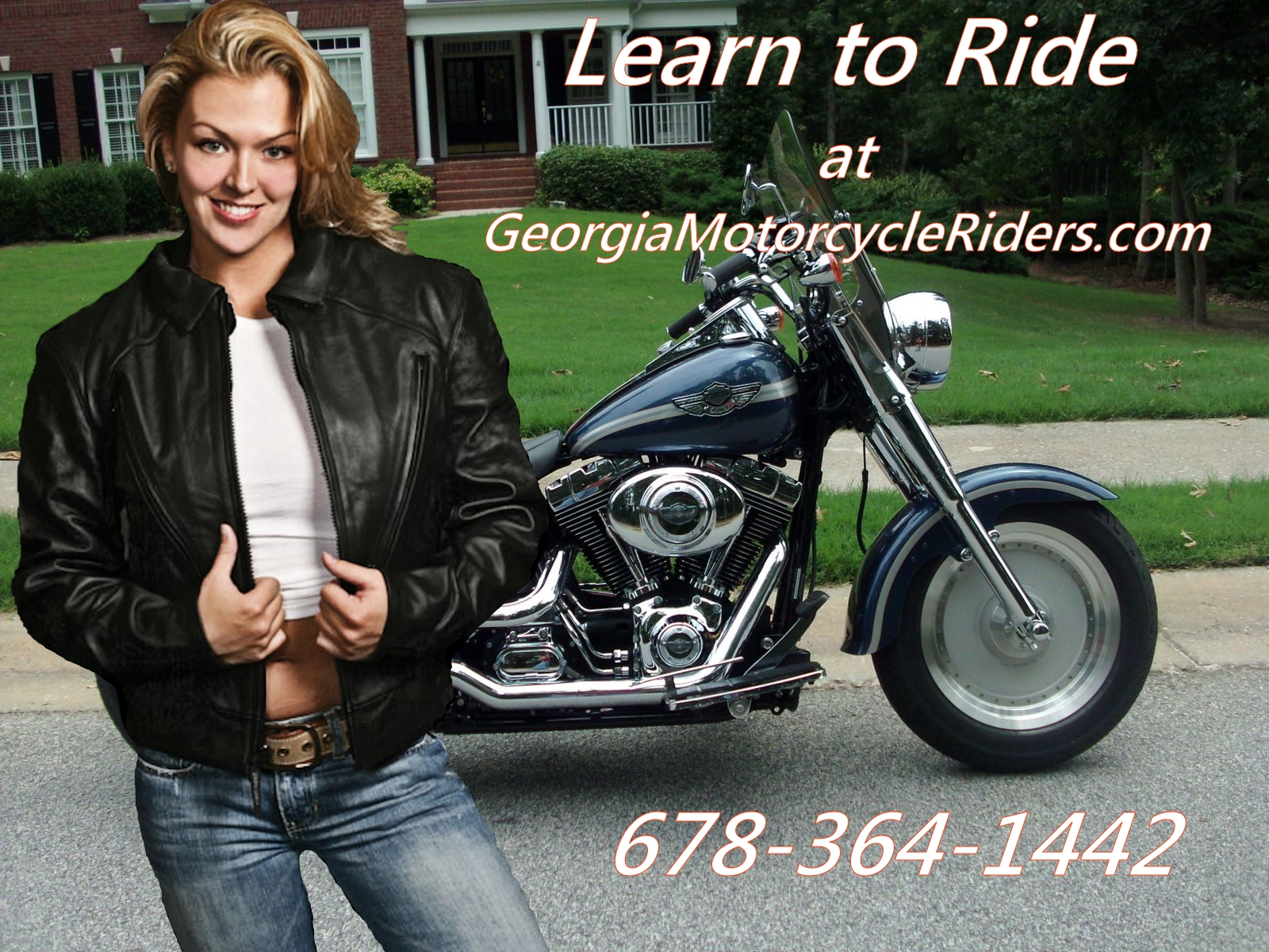 Motorcycle riding lessons learn to ride motorcycles earn your license xflitez Gallery